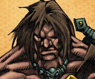 Gordak the Barbarian
